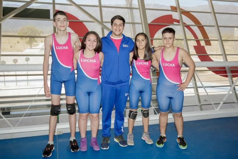 Siete luchadores del Campus se suman a la Pre Selección Argentina