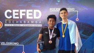 Pablo Acosta consiguió la medalla de bronce en el Panamericano Sub 20 de Ajedrez