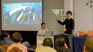Los alumnos de Videojuegos desplegarán todo su talento en San Luis Comic Con 2015