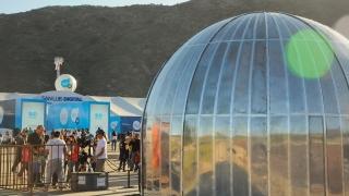 El Planetario Itinerante de gira por San Luis