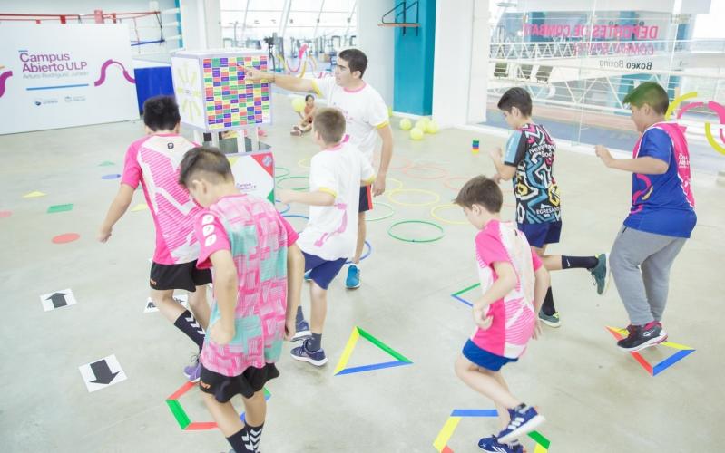 Los entrenamientos cognitivos fortalecen la preparación en el Campus