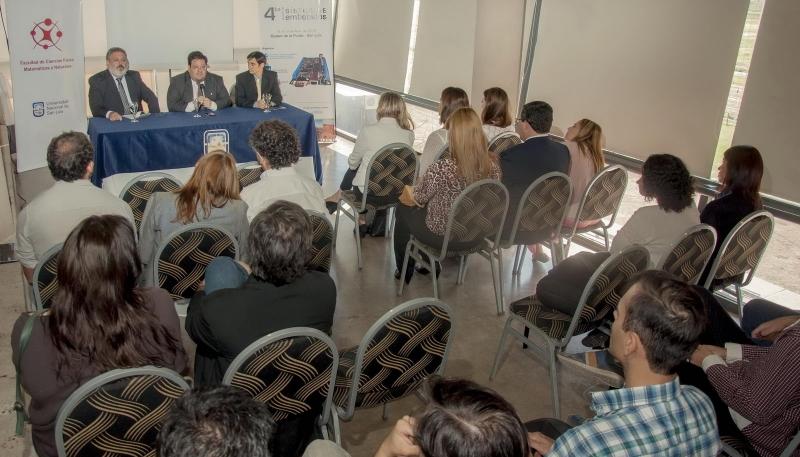 La ciudad universitaria recibe a la 4° Escuela de Sistemas Embebidos de la UNSL
