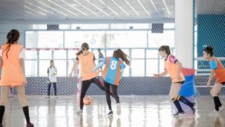 Intercolegiales: los equipos de fútbol de las escuelas de La Punta jugaron en el Campus