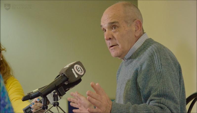 Luis Russo explicó aspectos relacionados al funcionamiento del sistema de escrutinio provincial