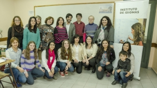 Alumnos de italiano obtuvieron calificaciones de excelencia  en sus exámenes internacionales
