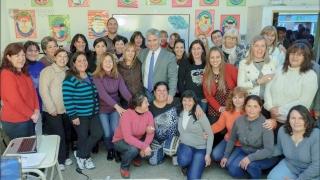 Los alumnos del PIE y una propuesta solidaria para el Día del Niño