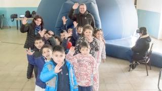 "Las actividades de la ULP visitaron la escuela ""Monseñor Tibiletti"""