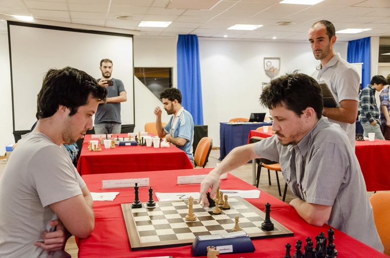 Arrancaron los torneos magistrales de ajedrez en la ULP