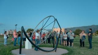 Turistas de distintos puntos del país disfrutaron de una noche astronómica en la ULP