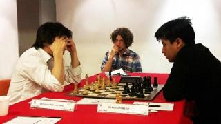 Pablo Acosta y un gran triunfo para el ajedrez puntano