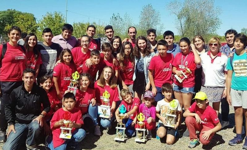 San Luis obtuvo seis podios en el Campeonato Argentino de Ajedrez
