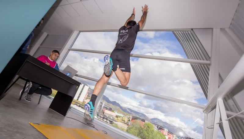 El grupo de atletismo Mercurio fue evaluado en el Campus