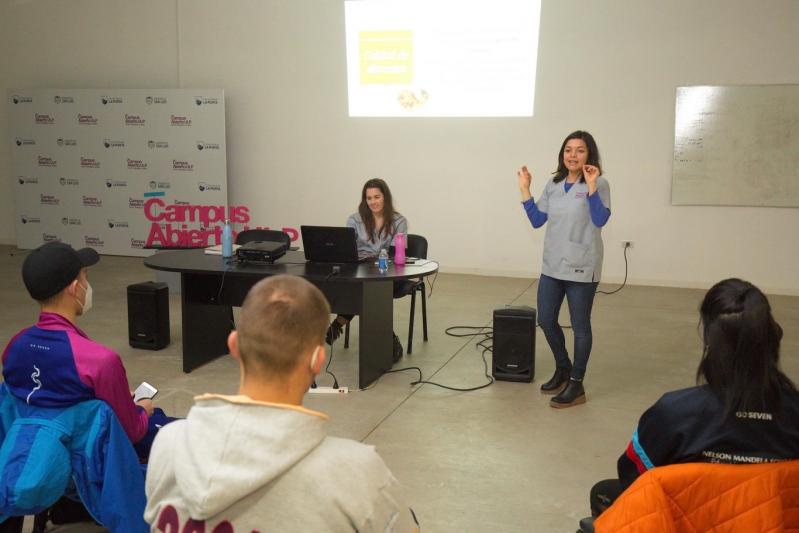 Nutrición y psicología deportiva al servicio de los deportistas del Campus