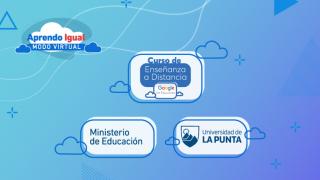 Más de 3.800 docentes ya completaron la primera etapa del Curso de Enseñanza a Distancia