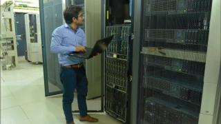 Corte de un enlace de Telecom que provee de Internet a la Provincia