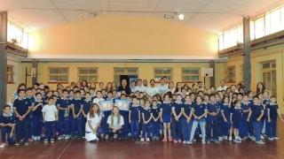 La ULP entregó kits de robótica especial a escuelas de la provincia