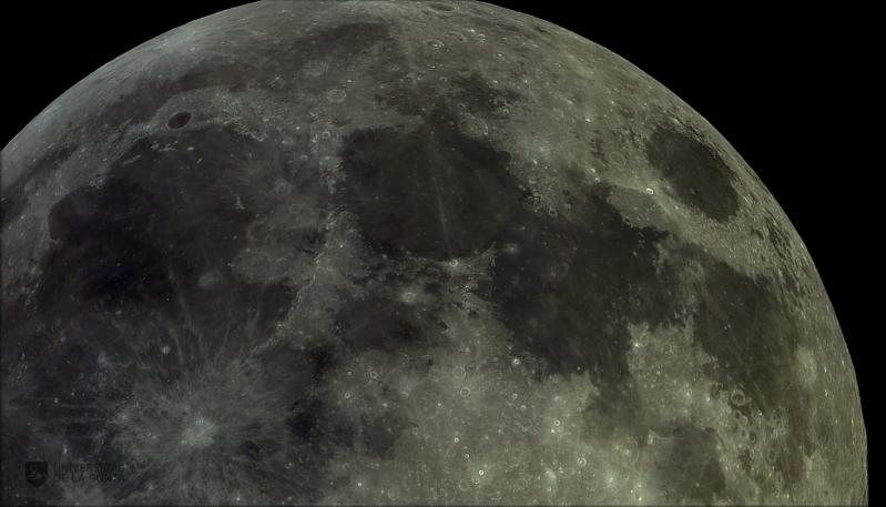 En agosto, la Luna será la protagonista del cielo puntano