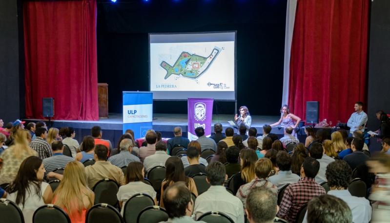Más de 200 personas participaron de la segunda jornada de capacitación sobre La Pedrera