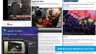 San Luis Digital ID revolucionó los medios nacionales