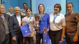 Por primera vez, dos representantes de San Luis hicieron podio en el Campeonato Argentino