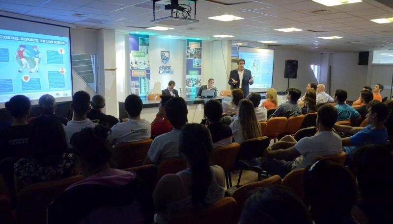 Con nuevas temáticas, iniciaron las segundas Jornadas Deportivas en la ULP