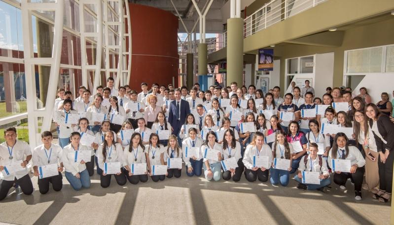 Egresaron 88 alumnos de las Escuelas Públicas Digitales Rurales