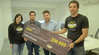 MercadoLibre premió la mejor app