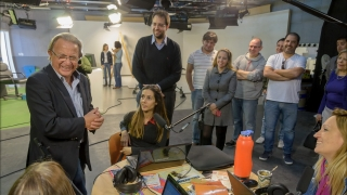 Santos Guerra, reconocido educador español, destacó la labor de la ULP