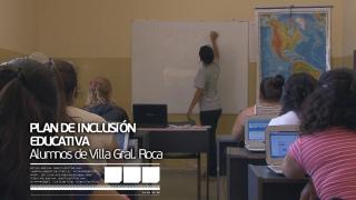 Especiales ULP: el Plan de Inclusión Educativa llega a la pantalla chica