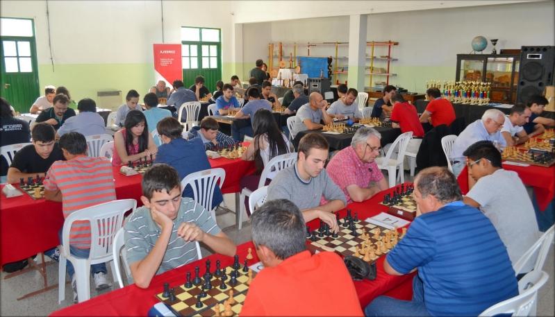 El torneo de ajedrez de la ULP convocó a más de 150 jugadores de todo el país
