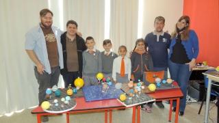 Pequeños científicos de Villa Mercedes vivieron una jornada educativa en el Parque Astronómico