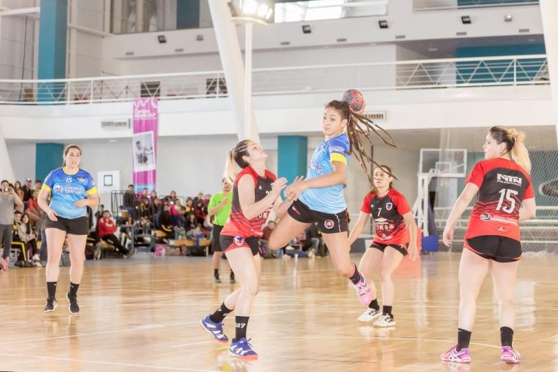 El Regional de Handball Mayores consagró a UNSL y ASEBA en el Campus de la ULP