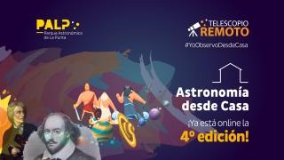"""Ya salió el número de agosto de """"Astronomía desde Casa"""""""
