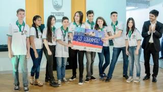 Los ganadores olímpicos 2016 se preparan  para el viaje educativo de sus vidas