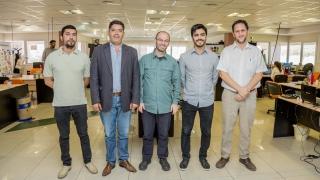 La ULP firmó un convenio con el representante de RoboRave en Argentina