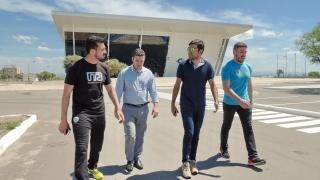 """""""Con el Campus Abierto nace la ilusión de que en las próximas Olimpíadas participen deportistas provinciales"""""""