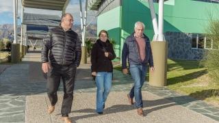Representantes de la Municipalidad de Salta visitaron la ULP