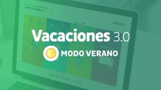 Arrancó el concurso Vacaciones 3.0