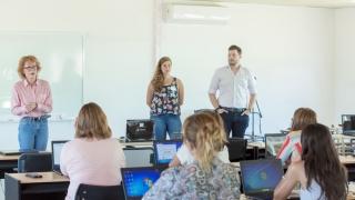 Inició la capacitación de 400 docentes en programación