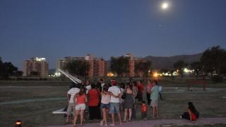Festejá la Noche Internacional Observación de la Luna en PALP