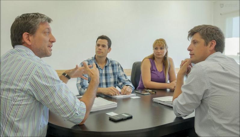Crece el interés de las empresas de San Luis  y la región por radicarse en el PILP