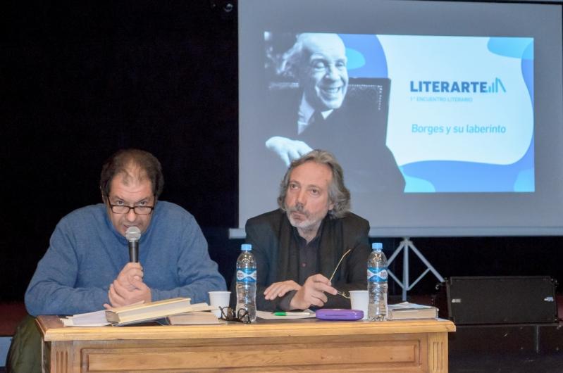 El primer encuentro literario de la ULP atrapó a lectores de todas las edades