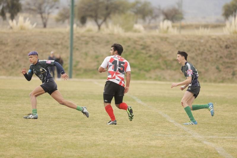 El Campus ULP recibió la definición del torneo X Seven de rugby