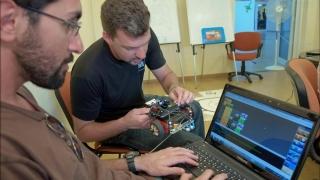 Tilisarao y Santa Rosa del Conlara, los próximos  destinos de la capacitación en robótica