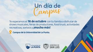 Día de Campus: la ULP celebra el egreso y la graduación de más de 3.000 alumnos con un mega evento