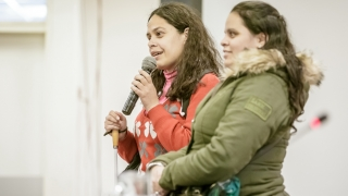 La ULP fue sede del lll Encuentro Nacional de Mujeres Ciegas