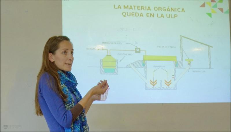 La ULP capacitó a su comunidad educativa sobre el cuidado del medioambiente