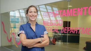 El Campus sumó una médica deportóloga