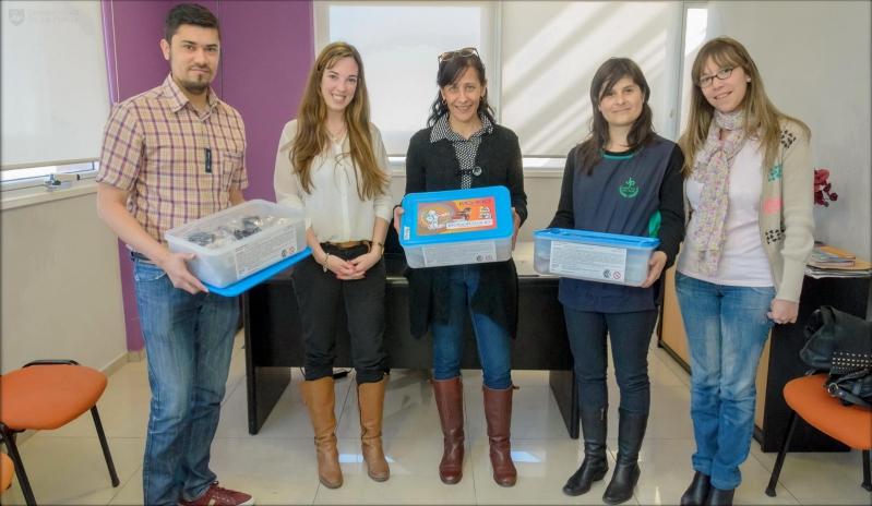 Con kits renovados, la Jean Piaget encara nuevos desafíos pedagógicos