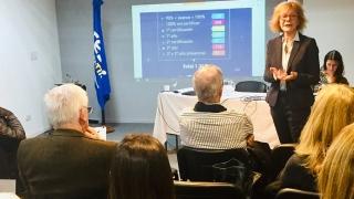 Los miembros de la Cámara de la Industria Argentina del Software se interiorizaron en la política tecnológica de San Luis